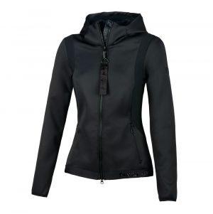Pikeur-Lys-Ladies-Functional-Sweat-Jacket-Black