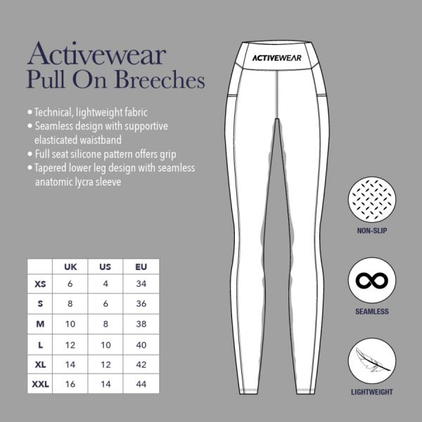 LeMieux-Activewear-Pull-On-Breeches-Size-Guide