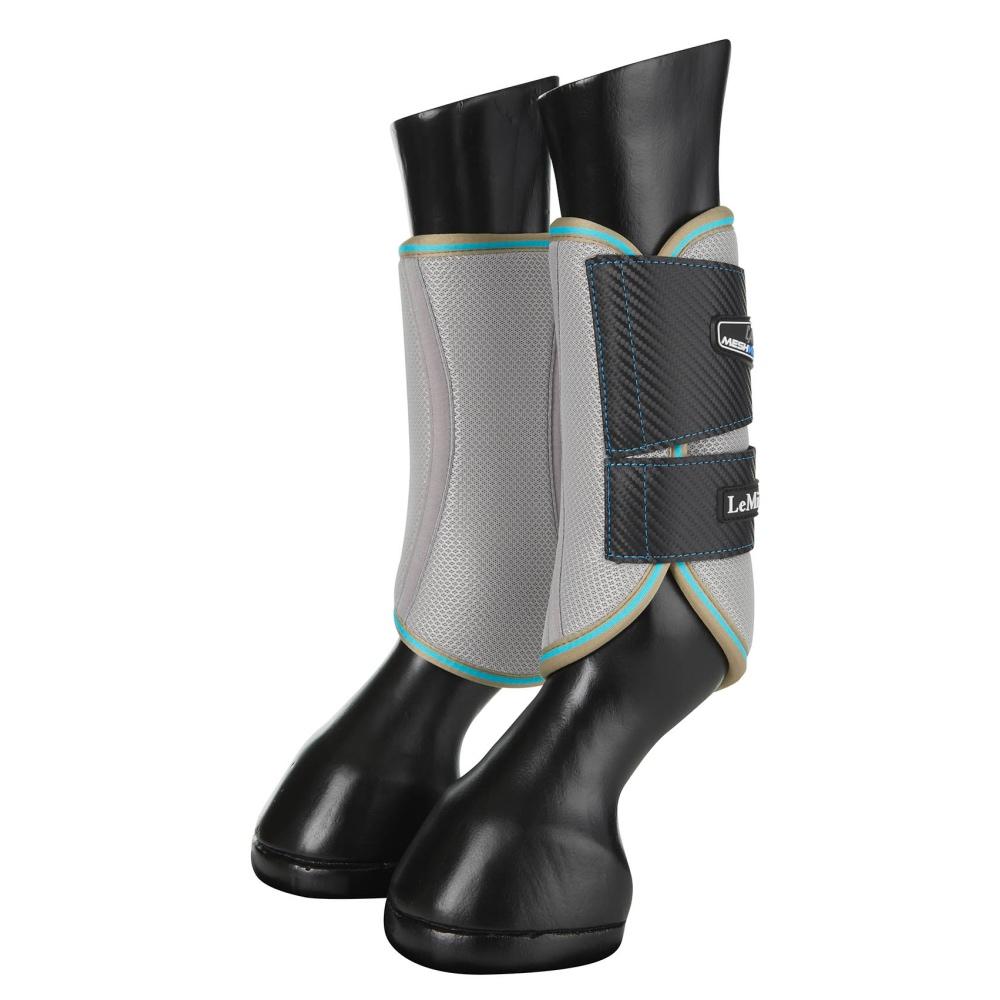 LeMieux-Carbon-Mesh-Wrap-Boots-Azure-1
