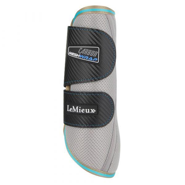 LeMieux-Carbon-Mesh-Wrap-Boots-Azure-5