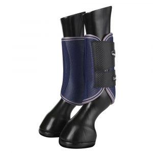 LeMieux-Carbon-Mesh-Wrap-Boots-Navy-1