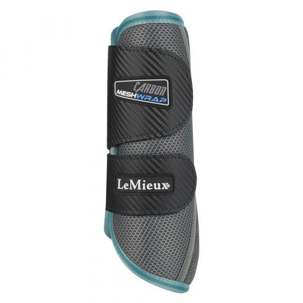 LeMieux-Carbon-Mesh-Wrap-Boots-Sage-5