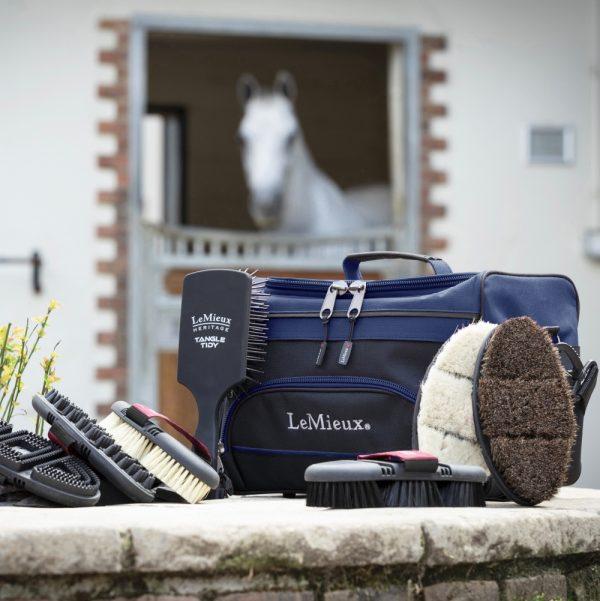 LeMieux-Pro-Kit-Lite-Grooming-Bag-Navy-Lifestyle