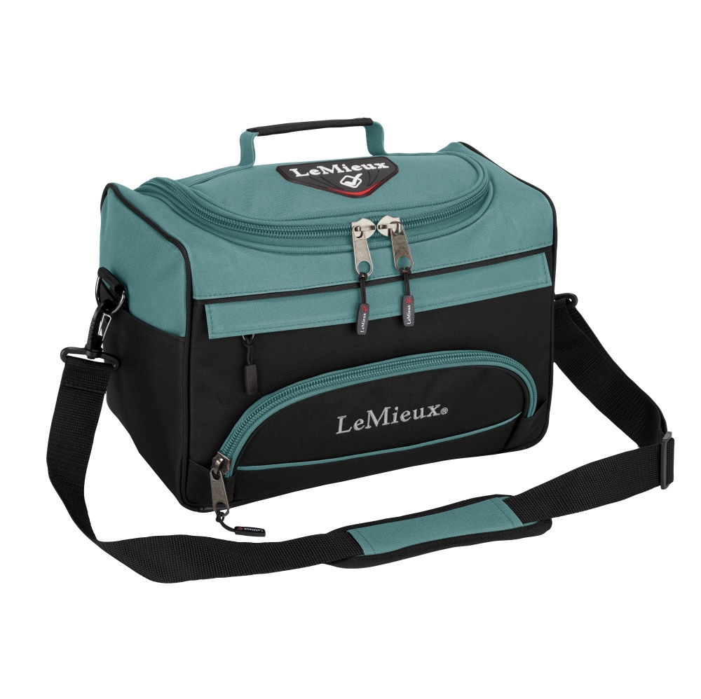 LeMieux-Pro-Kit-Lite-Grooming-Bag-Sage