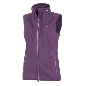 Schockemohle-Hailey-Softshell-Ladies-Gilet-Mauve-2