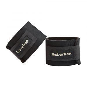 Back-on-Track-Equine-Pastern-Wraps-Black-1