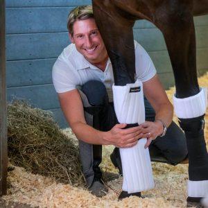 Back-on-Track-Equine-Scandic-PK-Bandage-Linings-Wraps-White-4
