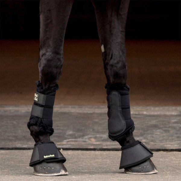 Back-on-Track-Neoprene-Mesh-Brushing-Boots-with-faux-fur-Black-1
