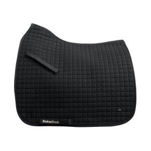 Back-on-Track-Saddle-Pad-Dressage-No1-Black