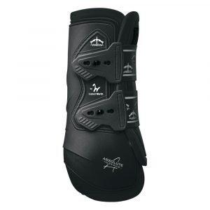Veredus Absolute Elastic Dressage Boots - Black