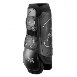 Veredus Absolute Velcro Dressage Boots - Black