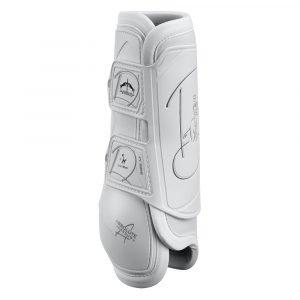 Veredus Absolute Velcro Dressage Boots - White