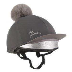 LeMieux-Hat-Silk-Slate-Grey-2