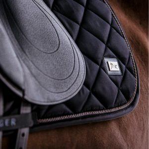 Fager-Dressage-Saddle-Pad-Black-2