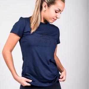 Fager-Fia-Short-Sleeve-T-shirt-Navy-3