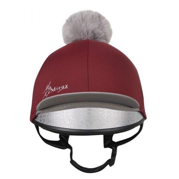 LeMieux-Hat-Silk-Rioja-Image-1