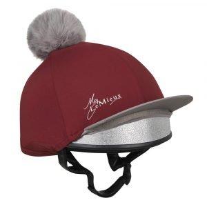 LeMieux-Hat-Silk-Rioja-Image-3
