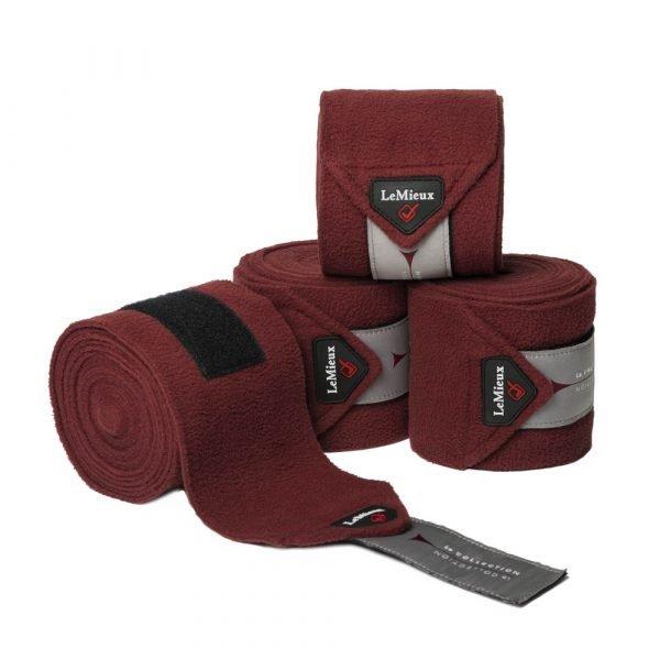 LeMieux-Luxury-Polo-Bandages-Rioja-Image-1