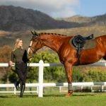 LeMieux-Suede-Saddle-Pad-Lifestyle-Image-13