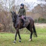 LeMieux-Suede-Saddle-Pad-Lifestyle-Image-6
