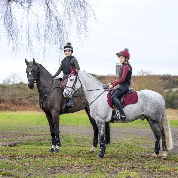 LeMieux-Suede-Saddle-Pad-Lifestyle-Image-8