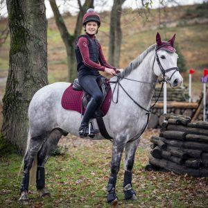 LeMieux-Suede-Saddle-Pad-Rioja-Lifestyle-Image-5