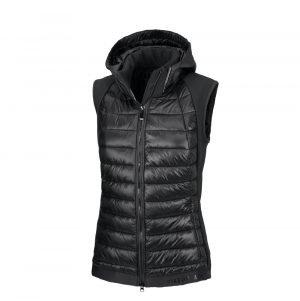 Pikeur-May-Ladies-Hybrid-Gilet-Black-Image-1