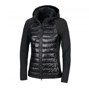 Pikeur-Meyla-Ladies-Hybrid-Jacket-Black-Image-2