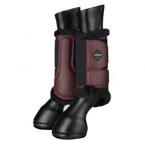 LeMieux-Fleece-Lined-Brushing-Boots-Rioja-1