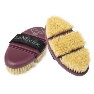 LeMieux-Flexi-Scrubbing-Brush-Rioja