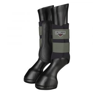 LeMieux-Grafter-Brushing-Boots-Oak-1