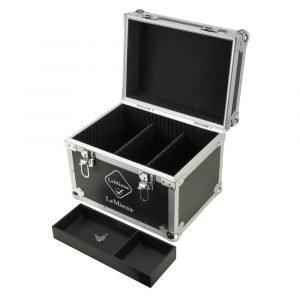 LeMieux-Hardshell-Grooming-Box-Black-Image-1