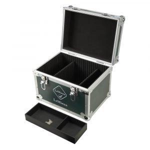 LeMieux-Hardshell-Grooming-Box-Oak-Image-1