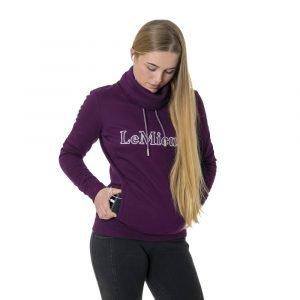 LeMieux-Highland-Funnel-Neck-Hoodie-Lifestyle-Image-3