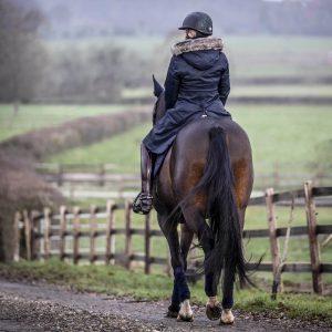 LeMieux-Waterproof-Riding-Coat-Navy-Lifestyle-3