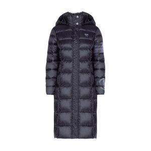 Cavallo-Bunny-Ladies-Long-Coat-Black-2